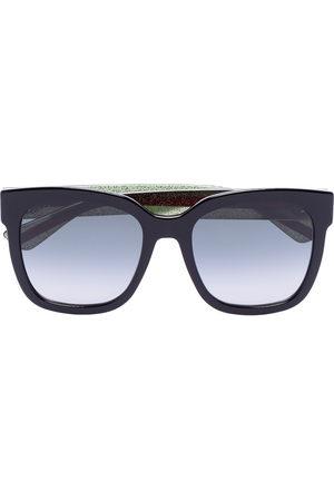 Gucci Square-frame gradient sunglasses