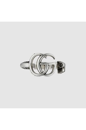 Gucci Doppel G Schlüssel Ring