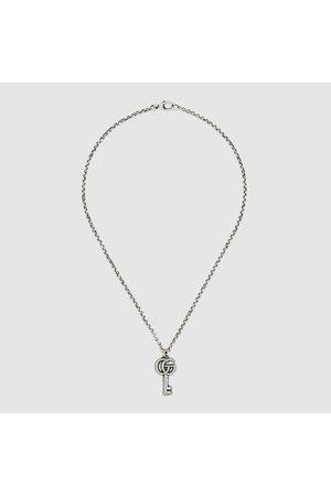 Gucci Doppel G Schlüssel-Halskette