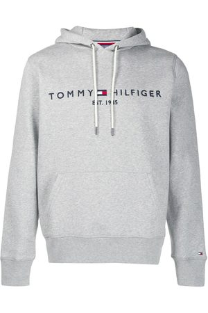 Tommy Hilfiger Logo embroidered hoodie