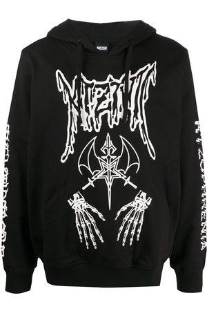 KTZ Dead Metal printed hoodie