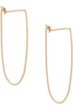 Petite Grand Dune hoop earrings