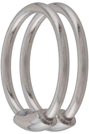 Maria Black Basic 12 hoop earrings