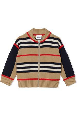 Burberry Signature stripe cardigan