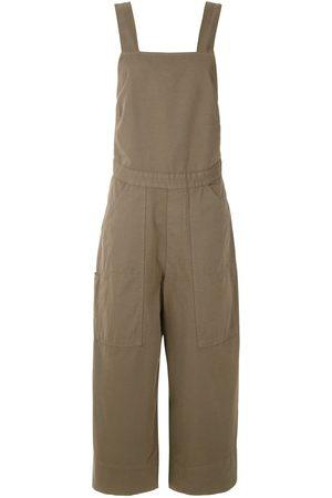 OSKLEN Damen Jumpsuits - Wide leg dungarees