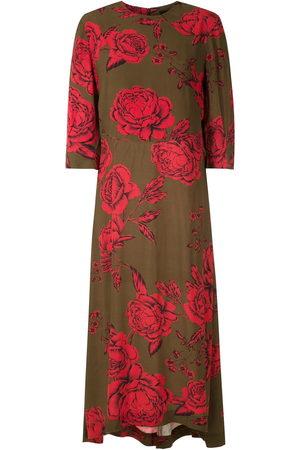 OSKLEN Damen Freizeitkleider - Rose print dress