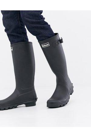 Barbour Bede wellington boots in black