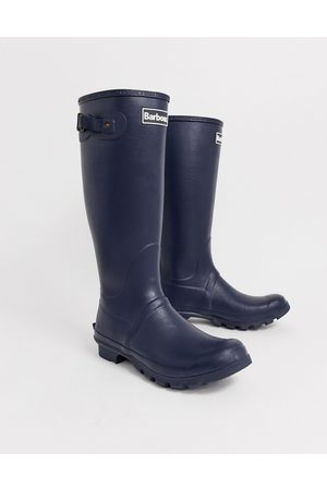 Barbour Bede wellington boots in