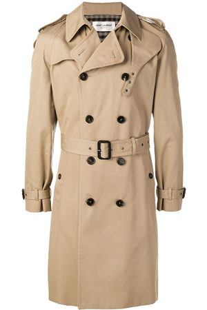 Saint Laurent Belted trench coat