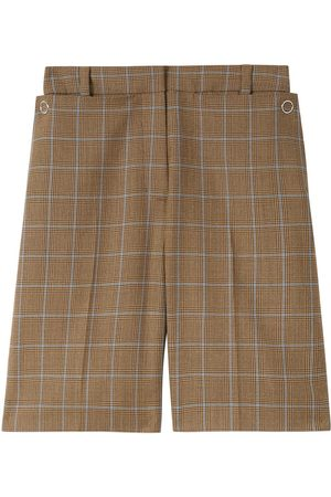 Burberry Prince of wales check shorts