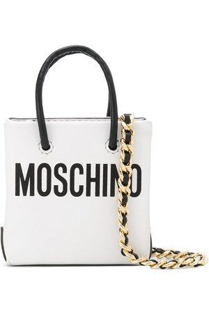 Moschino Logo-print crossbody mini bag