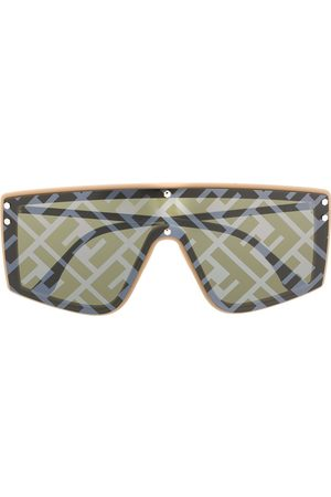 Fendi Monogram print sunglasses