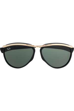 Ray-Ban 0RB221990131 aviator-frame sunglasses