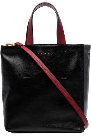 Marni Museo leather tote bag