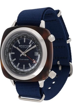 Briston Watches Clubmaster Traveller GMT 42mm