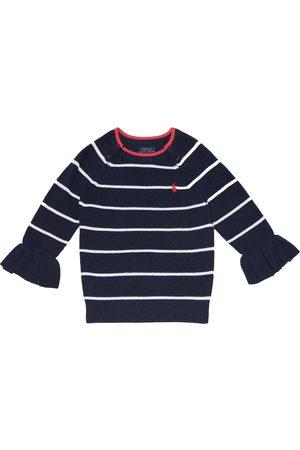 Ralph Lauren Gestreifter Pullover aus Baumwolle