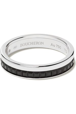 Boucheron 18kt Quatre Black Edition black PVD wedding band