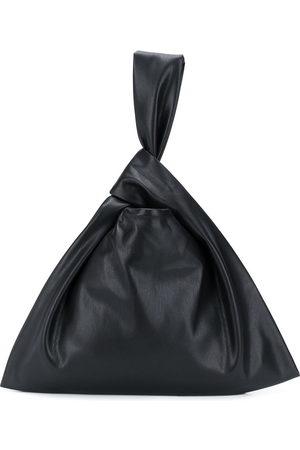 Nanushka Faux leather tote bag