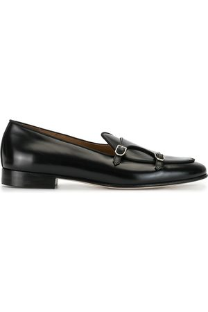 Edhen Milano Double monk strap loafers