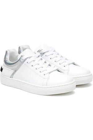 Balmain Sneakers aus Leder