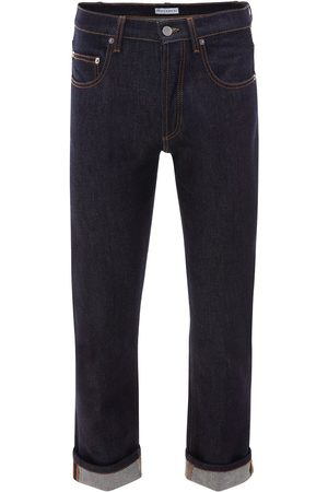 JW Anderson TURN UP SLIM FIT JEANS