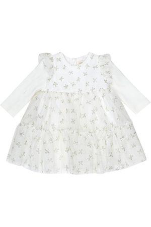 MONNALISA Baby Kleid aus Tüll