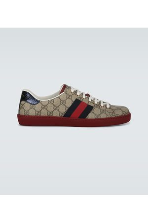 Gucci Sneakers Ace GG Supreme