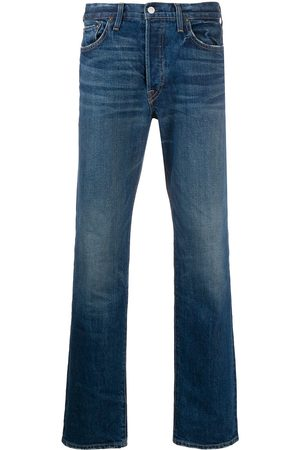 RE/DONE Faded slim jeans