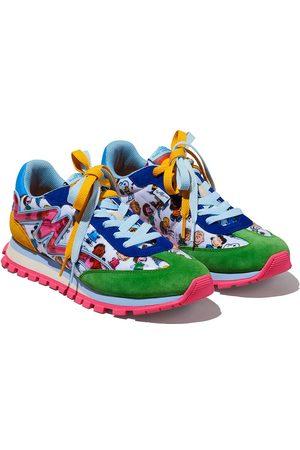 Marc Jacobs X Peanuts The Comics jogger sneakers