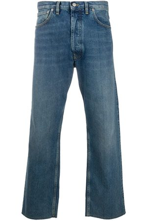 Maison Margiela Five-pocket straight-leg jeans