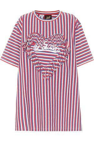 Loewe Damen Kurze Ärmel - Paula's Ibiza T-Shirt aus Baumwolle