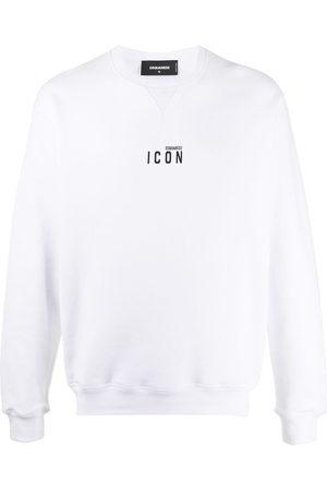 Dsquared2 Mini Icon-print crew neck sweatshirt