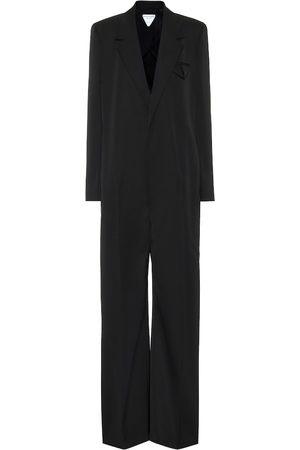 Bottega Veneta Damen Jumpsuits - Jumpsuit aus Wolle