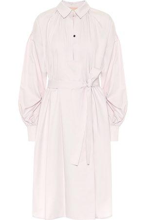 Roksanda Hemdblusenkleid Simina aus Baumwolle