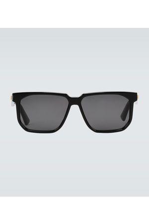 Bottega Veneta Eckige Sonnenbrille aus Acetat