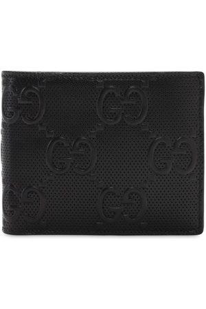 Gucci Brieftasche Aus Leder Mit Logoprägung
