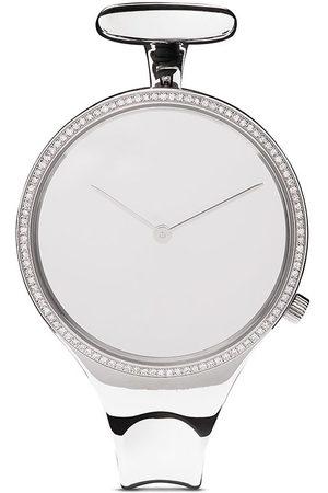 Georg Jensen Damen Uhren - Vivianna white diamond 34mm