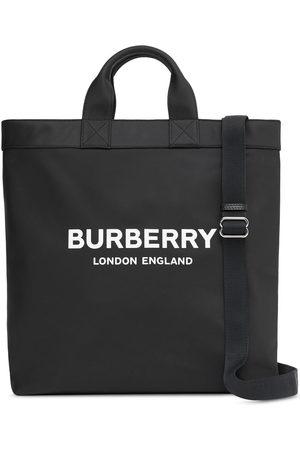 Burberry Herren Geldbörsen & Etuis - Logo tote bag