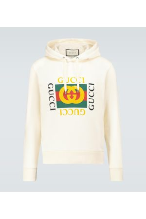 Gucci Oversize-Hoodie mit Logo