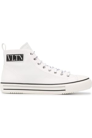 VALENTINO GARAVANI VLTN high-top sneakers