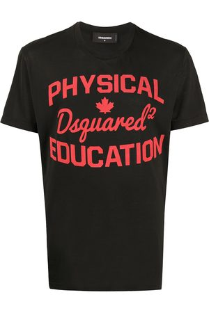 Dsquared2 Physical Education print T-shirt