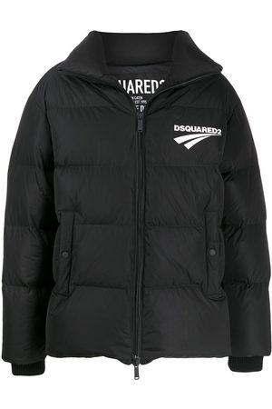 Dsquared2 Logo-print padded jacket