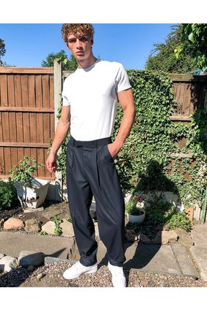 ASOS High waisted slim smart trouser in