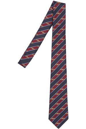 Gucci Herren Krawatten - 7cm Breite Krawatte Aus Seide
