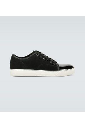 Lanvin Sneakers aus Veloursleder