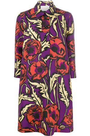 La DoubleJ Damen Freizeitkleider - Floral print shift dress