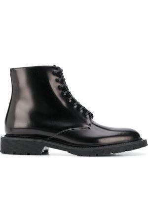 Saint Laurent Damen Schnürstiefel - Army lace-up boots