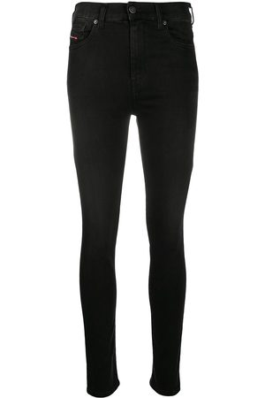 Diesel D-Roisin High 069MZ super skinny jeans