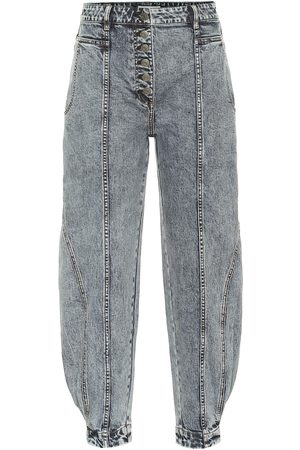 ULLA JOHNSON High-Rise Jeans Brodie