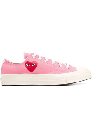 COMME DES GARÇONS PLAY X CONVERSE Sneakers - Chuck 70 low-top sneakers
